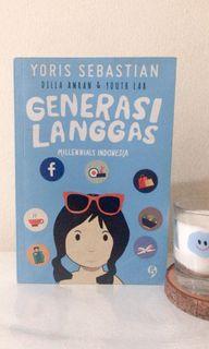 Generasi Langgas - buku motivasi remaja millenials dan tips parenting