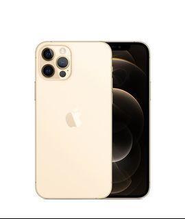 全新iphone 12 Pro 512 金 (價錢可商議)