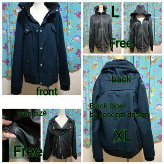 Jacket bundle