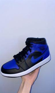 Jordan 1 mid size 9