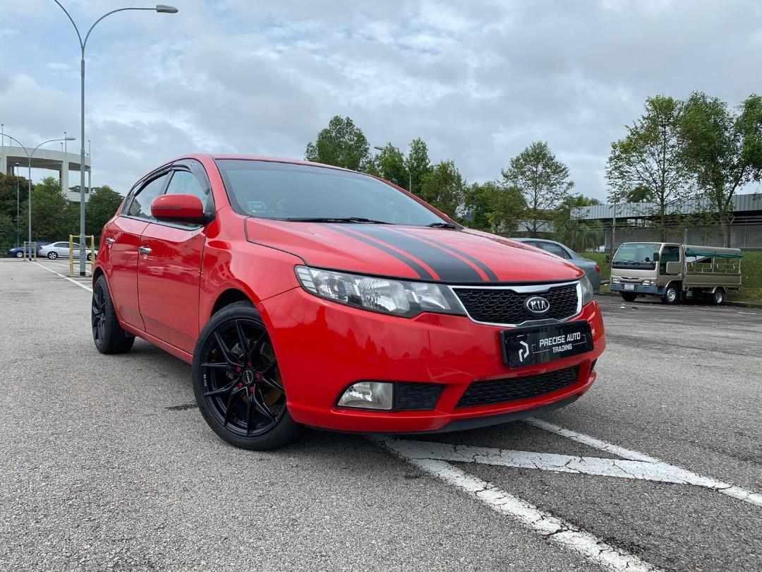 Kia forte (only for personal usage)