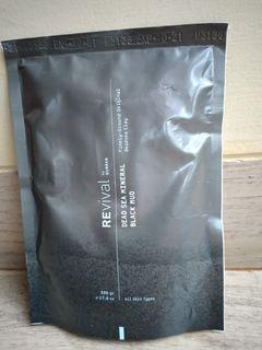MASKER LUMPUR LAUT MATI ORI - REVIVAL by QUMRAN DEAD SEA MINERAL BLACK MUD MASK