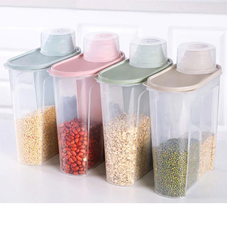 OTHERHOUSE Toples Wadah Penyimpanan Makanan Food Storage Container 2.5L 1PCS