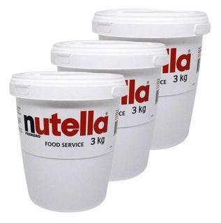 Nutella Spread 3kg