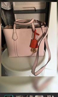 Tory Burch Pink sling bag