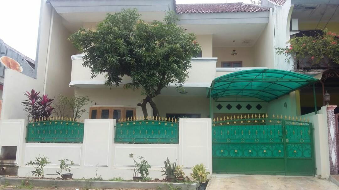 Rumah minimalis murah di lingkungan elite pondok kelapa jakarta timur