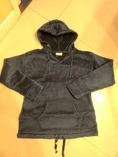 Sherpa pullover 天鵝絨衛衣