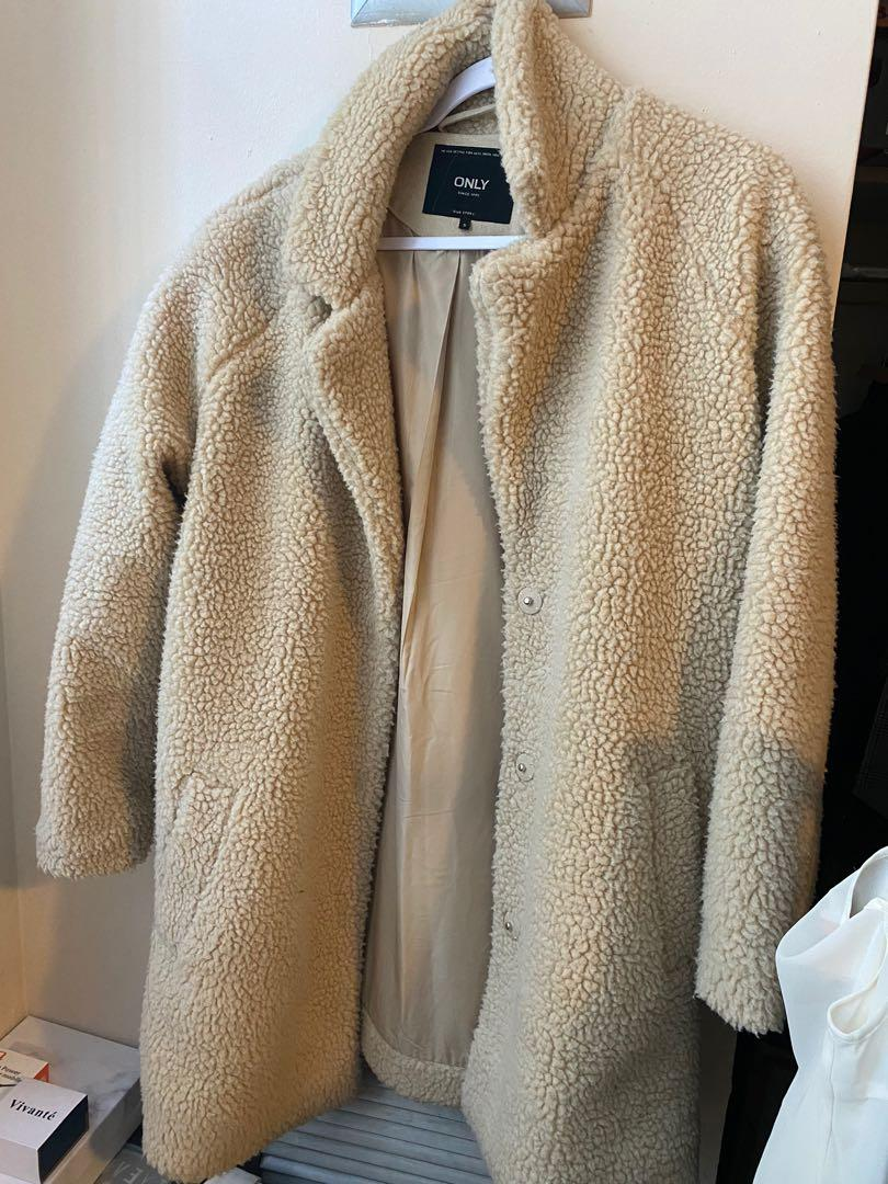 TEDDY COAT small