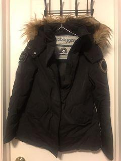 Toboggan winter jacket
