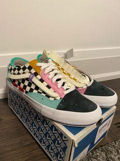 Vans Old Skool Cap Holiday Sneakers