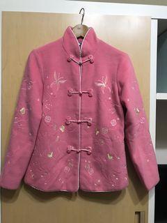 中國風旗袍外套
