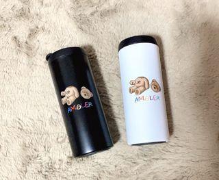 🐻Ambler斷頭熊🐻限量保溫杯韓國製🇰🇷