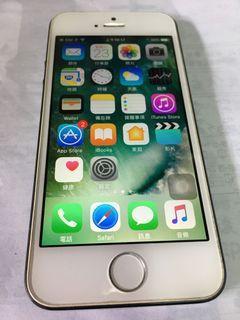 Apple iPhone 5  灰色 16G 便宜售(可議)~