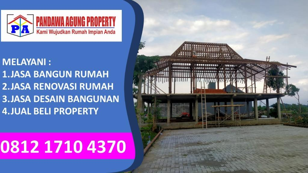 FREE SURVEY | 0822-3480-2619 | Jasa Bangun Rumah Instan di Blitar, PANDAWA AGUNG PROPERTY