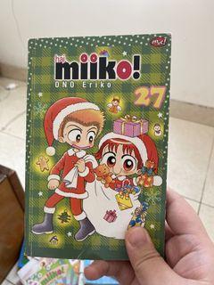 Hi Miiko ( Vol 3, 4, 5, 8, 19, 22,27, 28