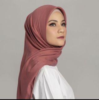 Hijab Voal Plain Heaven Lights
