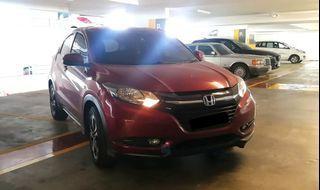 Honda Hrv 1.8 s SAMBUNG BAYAR