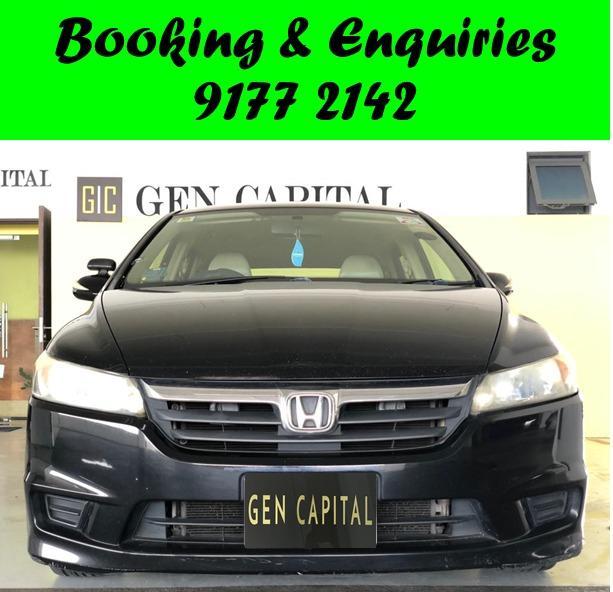 Honda Stream. [Gojek/Ryde/Tada]*Gojek/Ryde/Tada*Available 03/02/2021. PHV/PERSONAL/Ryde/GOJEK/PARCEL DELIVERY .$500 deposit only. Whatsapp 9177 2142 to reserve.Cheap Car Rental. Cheap Car. Budget car.