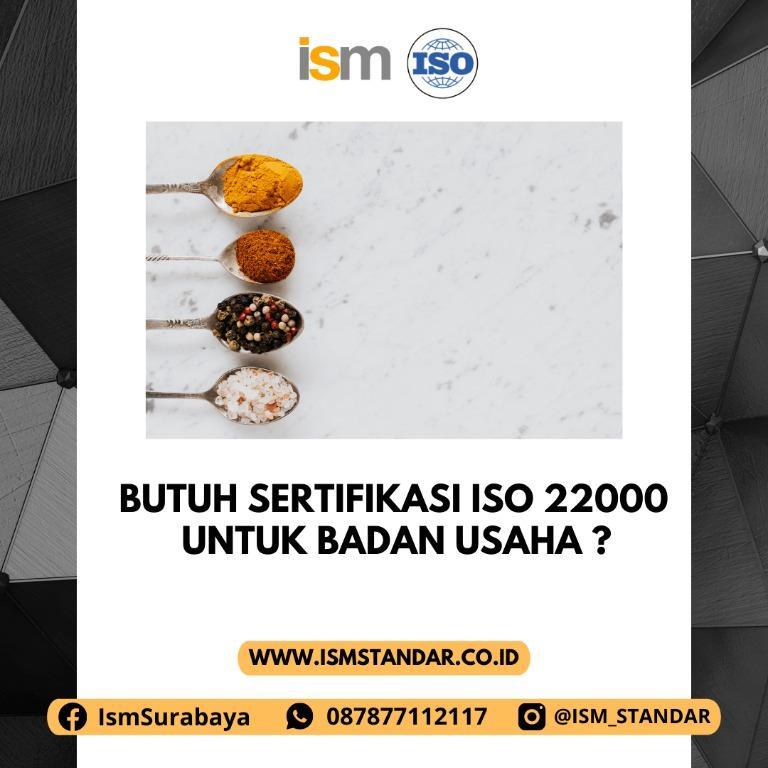 ISO 22000 BALI