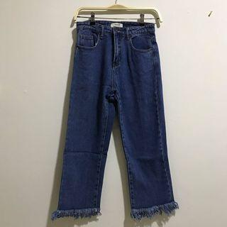 Jeans Panjang Korea