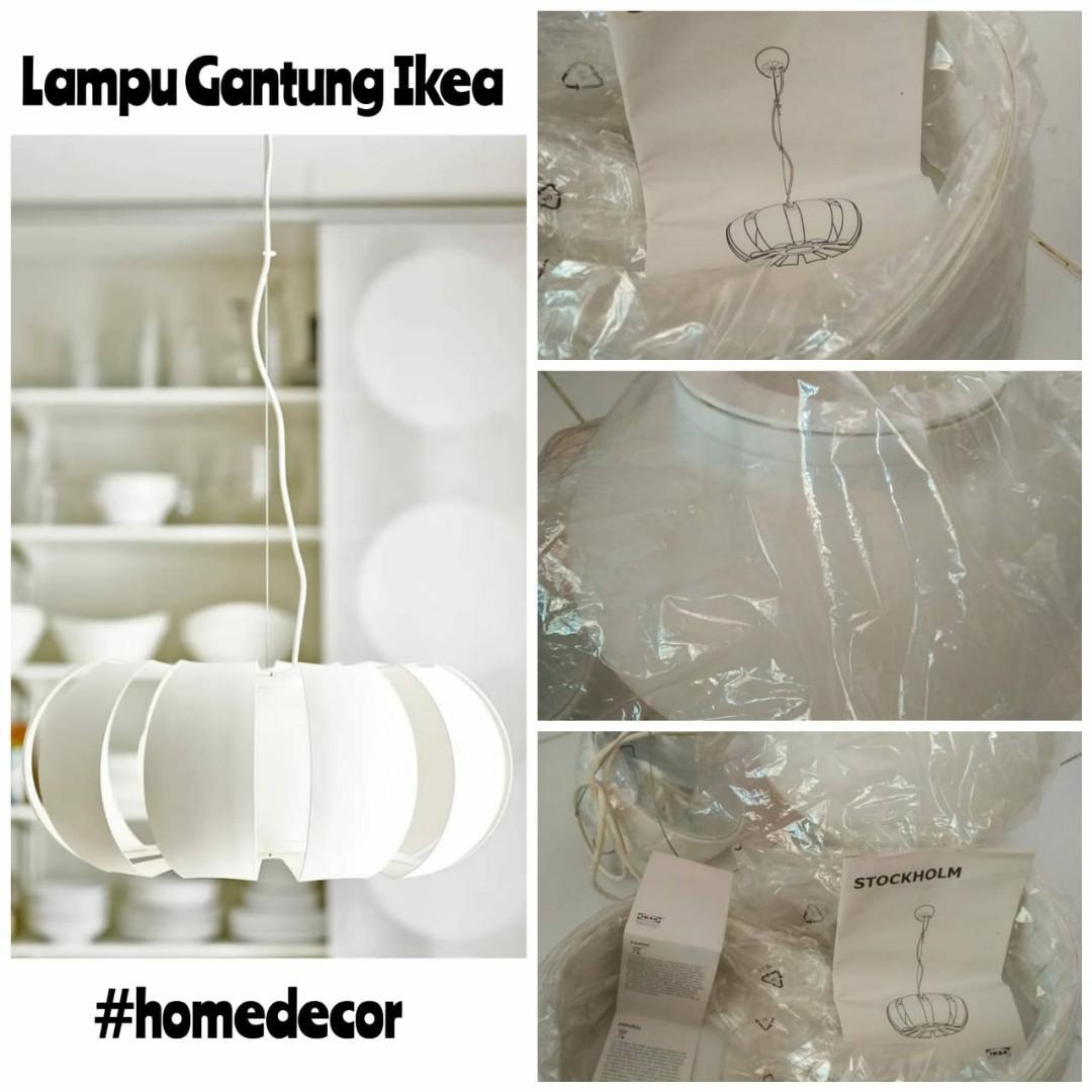 Lampung gantung IKEA
