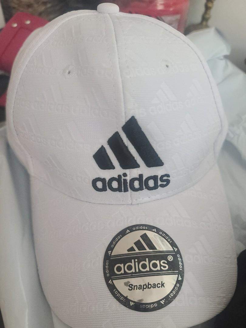New adidas basketball hat