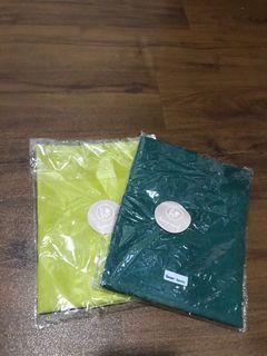 2 bundles Pollycotton square