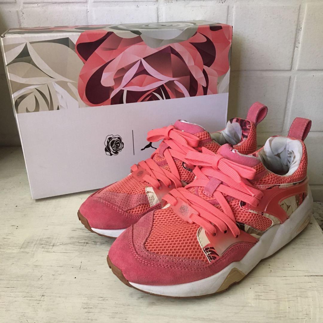 PUMA BOG x CAREAUX x GRAPHIC 聯名款鞋