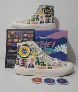 Sepatu Brodo X Popomangun Size 39 | Sneakers | Sepatu Unisex