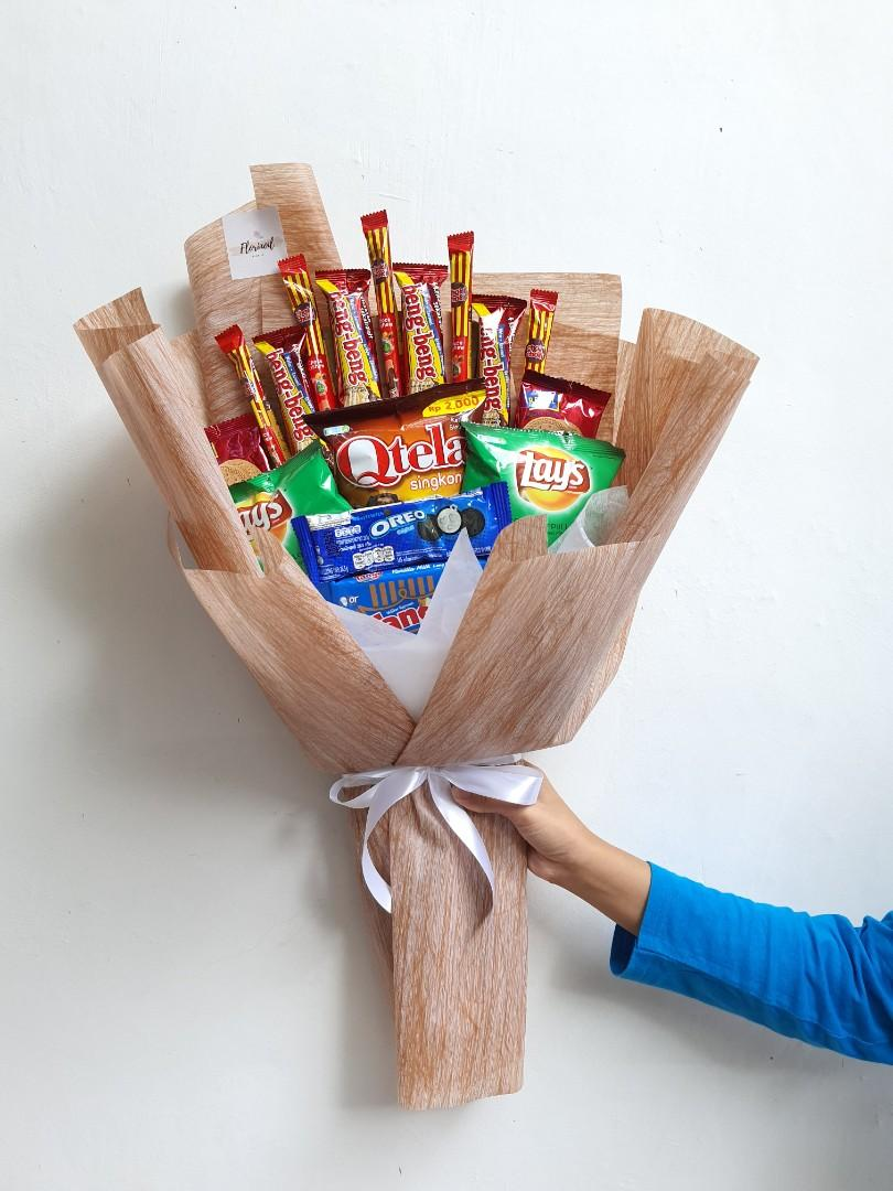 Snack Bouquet