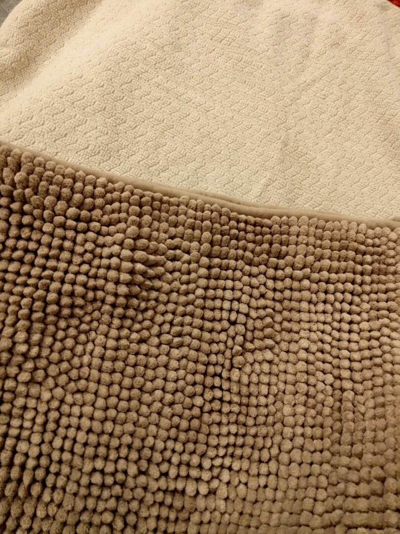 TOWEL Set 1 Handuk + 1 keset by INFORMA