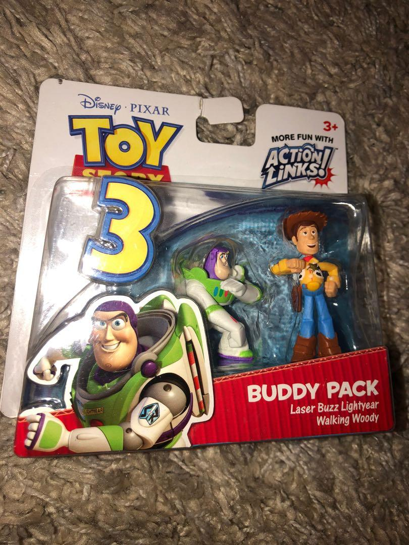 Toy Story 3 figurines collectibles