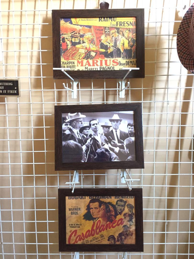Vintage frame uk PxL 35 x 25 cm