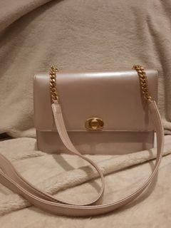 Vintage Leather Handbag from Brown's