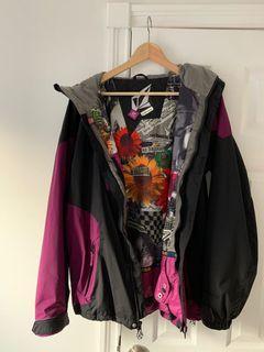 Volcom ski snowboard winter jacket like new condition