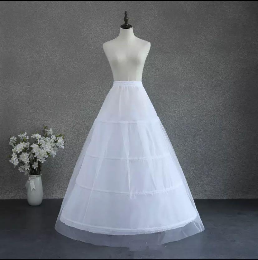 Wedding petticoat bridal underskirt