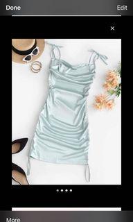 ZAFUL Mint Dress