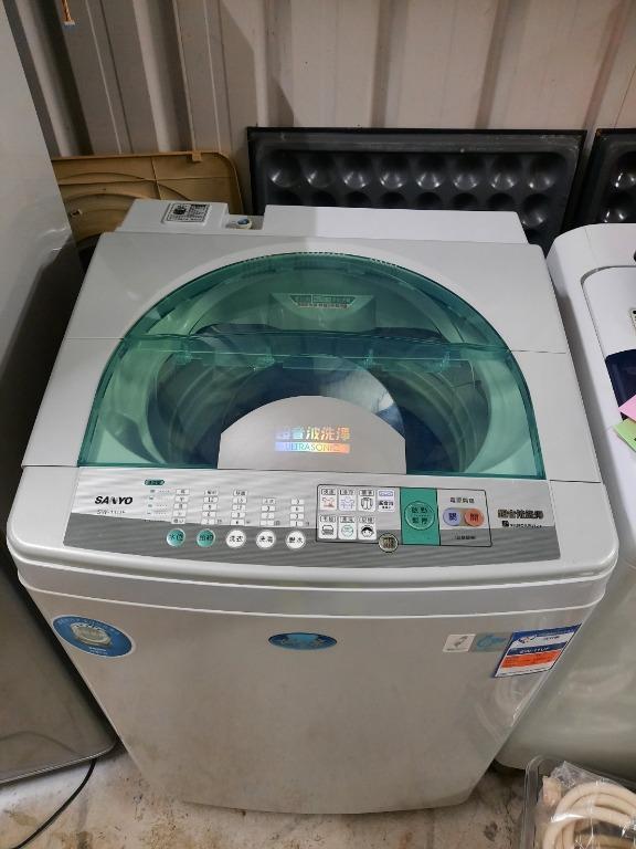 三洋11公斤洗衣機