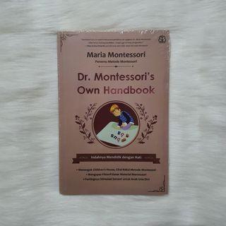 (Bahasa) Dr. Montessori's Own Handbook by Maria Montessori