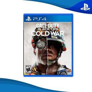 (BNIB) Call of Duty Black Ops Cold War COD PS4/PS5