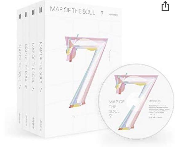 BTS-Map Of The Soul (version 01)