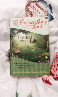 Chicken soup for the soul - doa doa yang terkabul (buku motivasi renungan kehidupan)