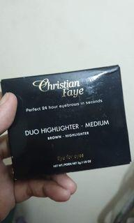 Chistian Faye Duo Highlighter