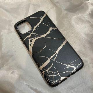 MARBLE SILICONE CASE IPHONE 11