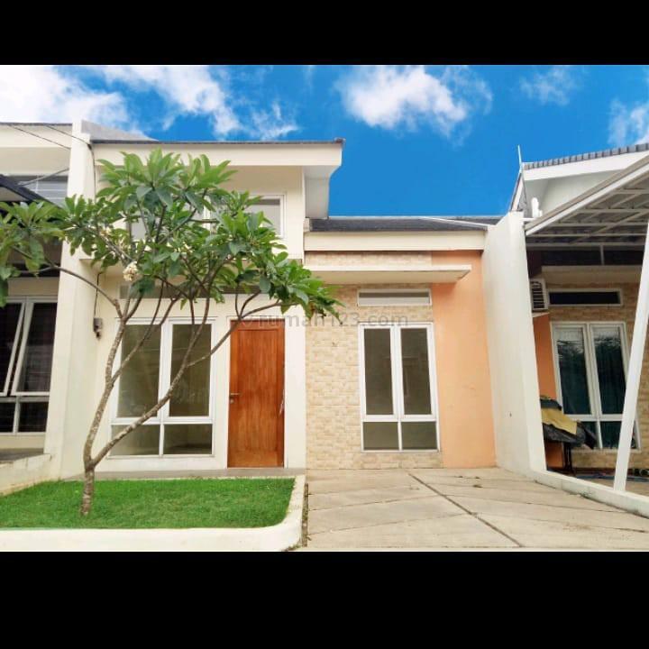 Rumah siap huni cicilan ringan dekat pintu tol Cimanggis free KPR/BPHTB