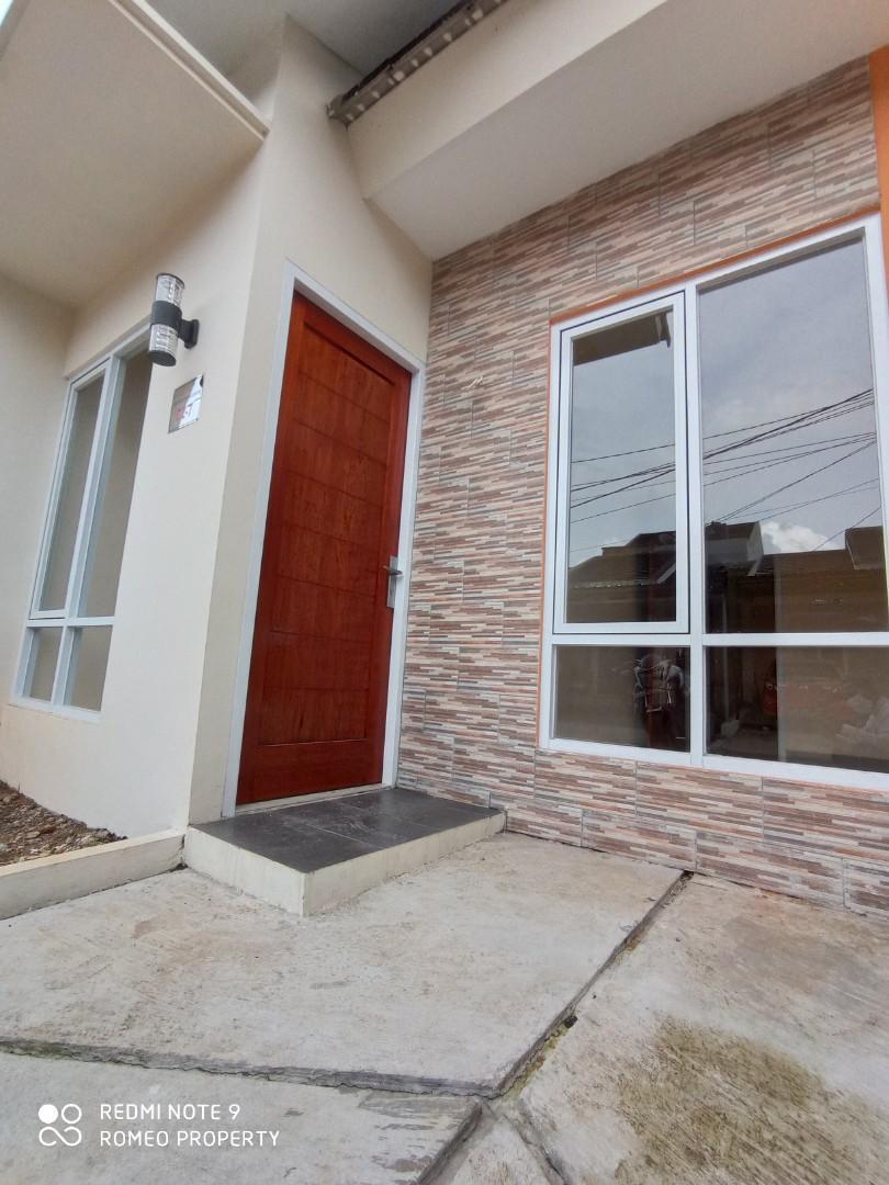 Rumah Siap Huni Surat SHM Dekat Pintu Tol Cimanggis