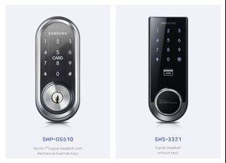 Samsung Digital Lock (Dead Bolt Models)