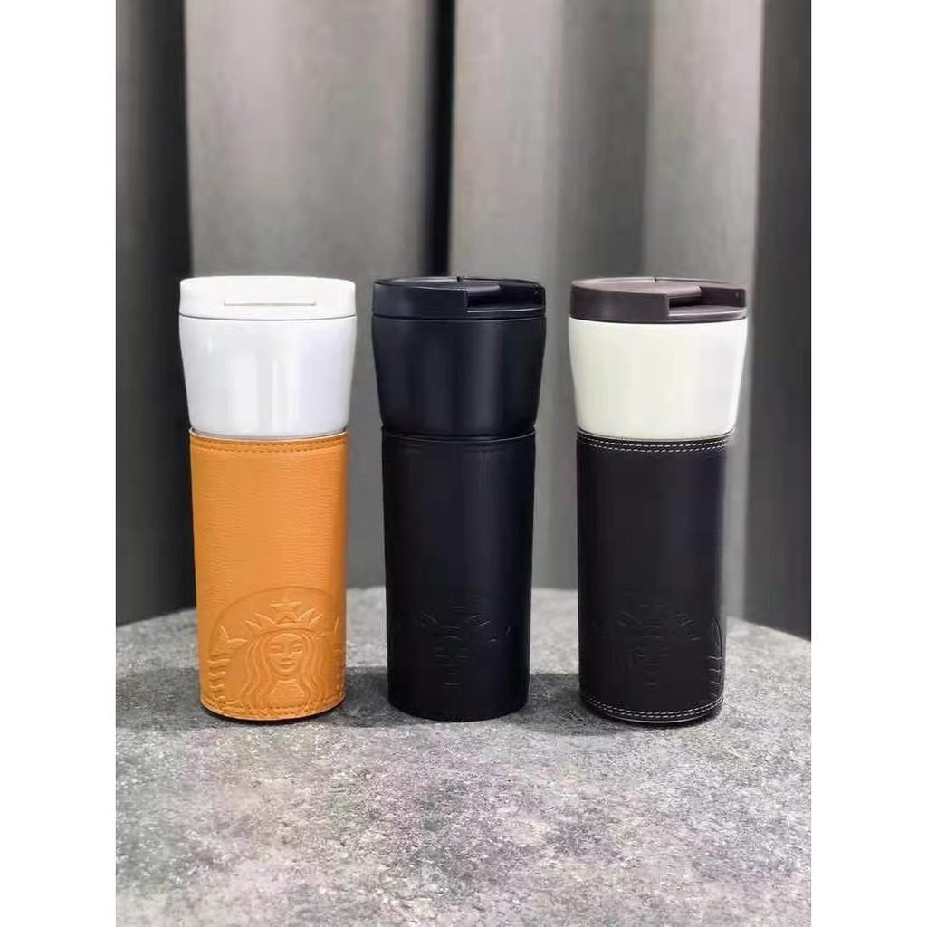 Starbucks Tumbler Leather Edition Original