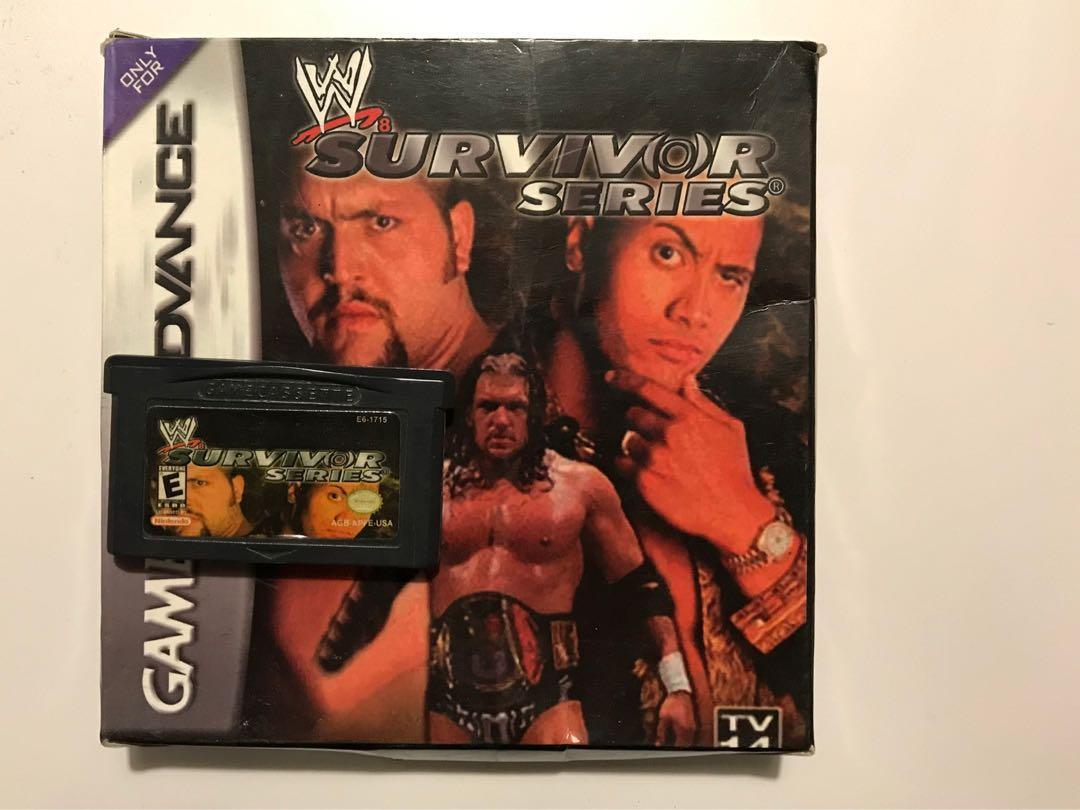 WWE Gameboy Advance