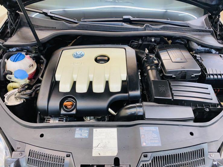 自售 2006年福斯VW GOLF5 TDI2.0